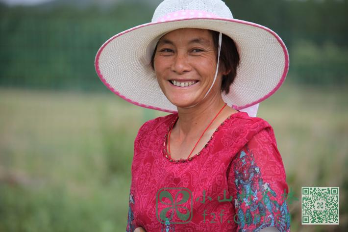 孔姐:勤劳朴实的农家女