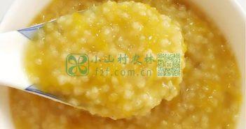 小米南瓜粥图片