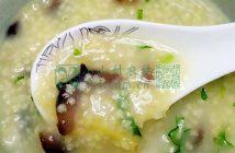 海参小米粥图片