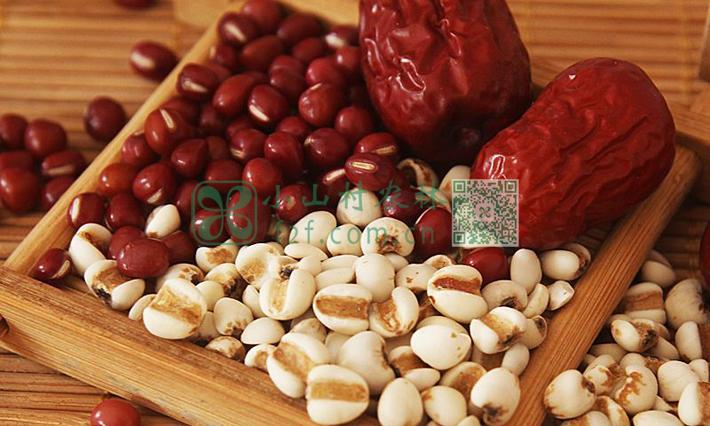 红豆薏米图片