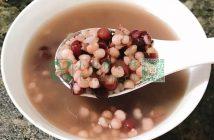 薏米红豆粥图片