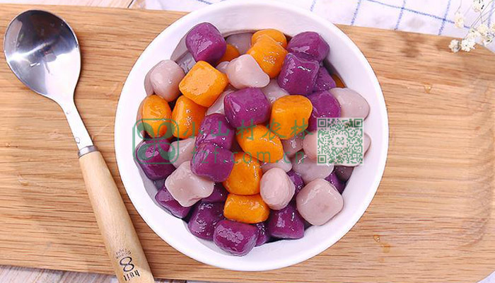木薯粉图片