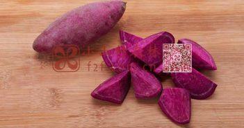 紫薯与什么食物相克图片