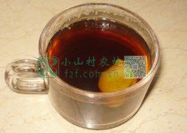 红糖姜水食用禁忌